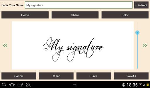 Digital Signature screenshots 3