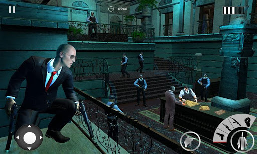 Secret Agent Spy Game: Hotel Assassination Mission apkmr screenshots 4
