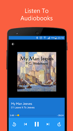 50000 Free eBooks & Free AudioBooks 5.40 Screenshots 4
