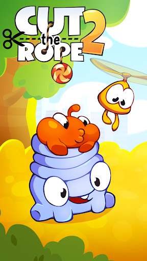 Cut the Rope 2 apktram screenshots 1