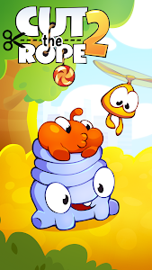 Cut the Rope 2 1.33.0 (Mod Unlimited Energy)