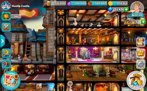 Hustle Castle Mod APK   High Damage   Premium Speed Hack   Prince APK 7