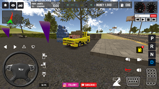 IDBS Pickup Simulator 3.0 screenshots 3