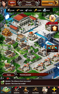 Game of War - Fire Age Screenshot