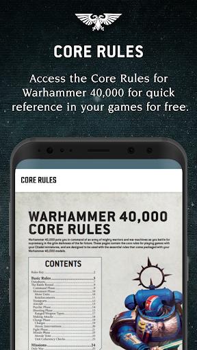 Warhammer 40,000 : The App apktram screenshots 3