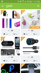 Geek – Smarter Shopping 4