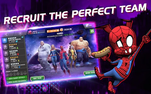 Marvel Contest of Champions Mod Apk [Unlimited Units+Money 2021] 1