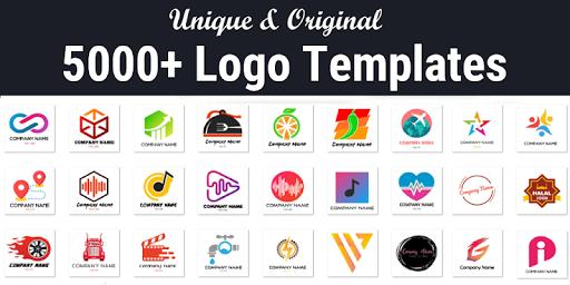 Logo maker 2021 3D logo designer, Logo Creator app 1.23 screenshots 1