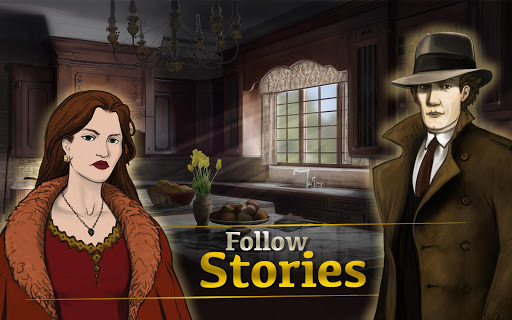 Detective & Puzzles - Mystery Jigsaw Game  screenshots 9