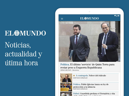 El Mundo - Diario lu00edder online 5.0.24 Screenshots 7