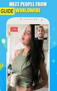 Girls video Streaming For Bigo Live Chat 3.0 Screenshots 1