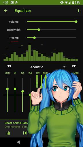 Anime Music Radio - J-pop, J-rock, Soundtracks screen 1