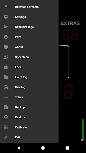 Taximeter  screenshots 3