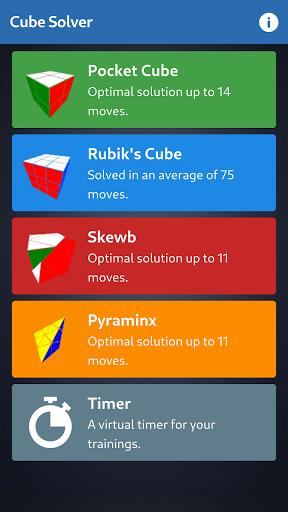 Cube Solver 2.2.0 screenshots 1