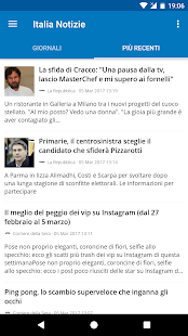 Italia News | Italia Notizie 7.2.1 Screenshots 7