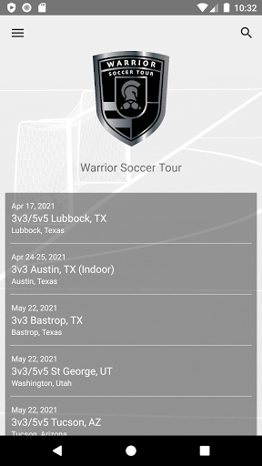 Warrior Soccer Tour hack tool