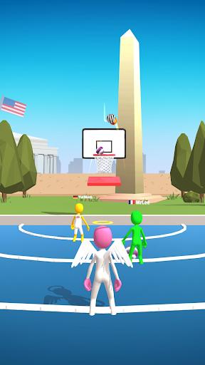 Five Hoops - Basketball Game apkmr screenshots 5