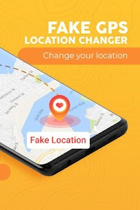 Fake GPS location Joystick – Location Changer Mod Apk v1.0 (Paid) 2