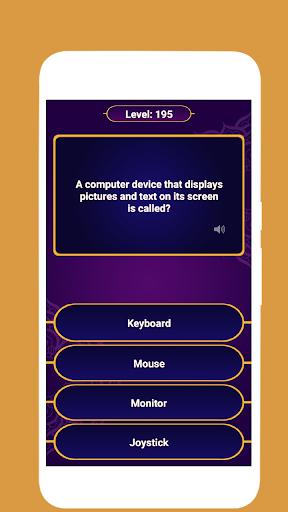 GK Quiz 2021 - General Knowledge Quiz 2.3 screenshots 4