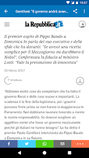 Italia News | Italia Notizie 7.2.1 Screenshots 6