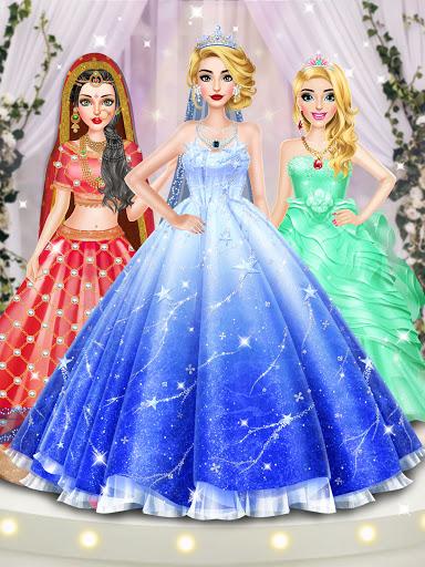Fashion Wedding Dress Up Designer: Games For Girls 0.14 screenshots 7