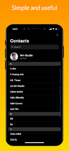 iContacts Mod Apk– iOS Contact (Pro Features Unlocked) 2