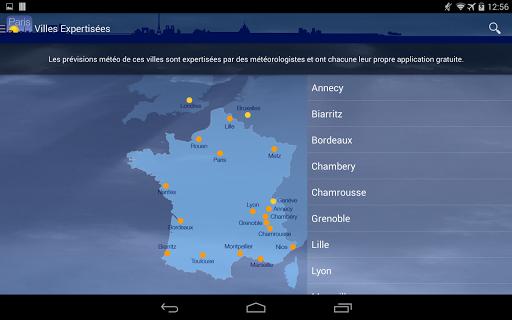 Mu00e9tu00e9o Paris Screenshots 14