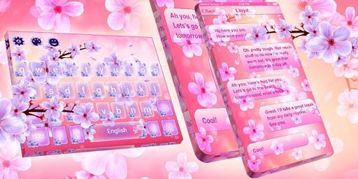 2019 Beautiful SMS Keyboard Themes 10001003 Screenshots 8