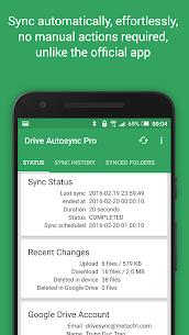 Autosync for Google Drive 2