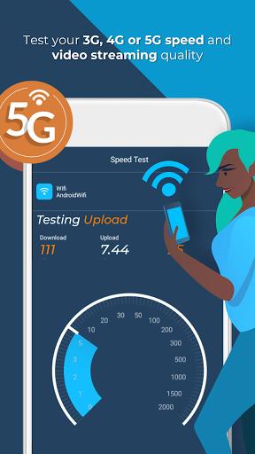 Download APK: Opensignal – 5G, 4G, 3G Internet & WiFi Speed Test v7.22.2-1