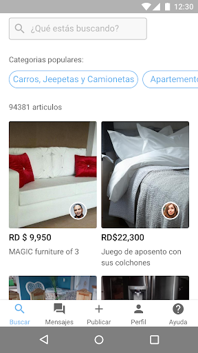Corotos buy and sell nearby 1.2.0 screenshots 5