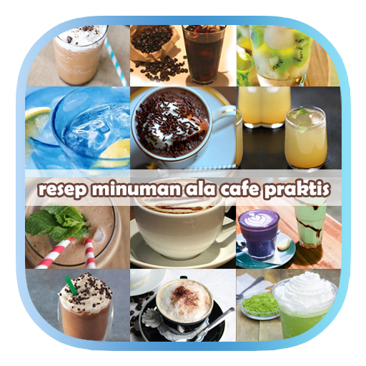 Resep Minuman Ala Cafe Praktis - אפליקציות ב-Google Play