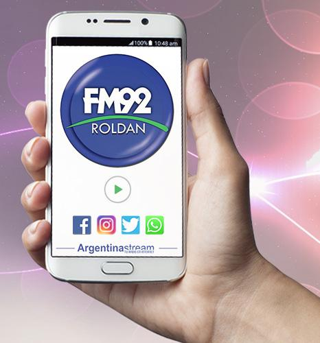 radio roldan fm92 screenshot 2