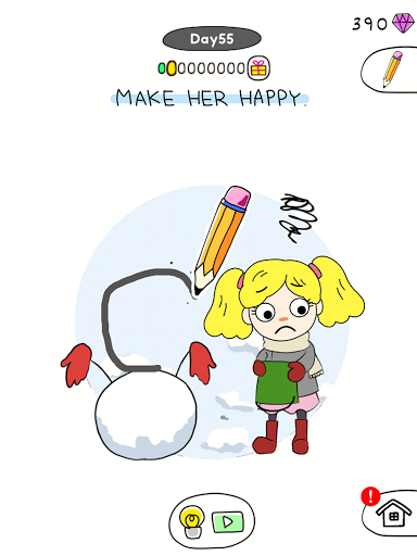 Draw Happy Puzzle 0.1.9 screenshots 5