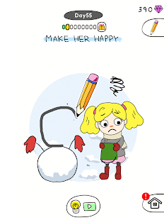 Draw Happy Puzzle Screenshot