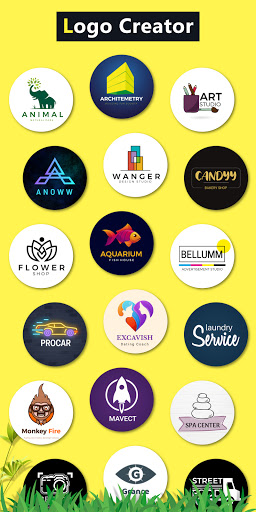 Brand Maker - Logo Maker, Graphic Design App 12.0 Screenshots 2