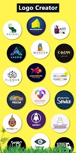 Brand Maker - Logo Maker, Graphic Design App Screenshot