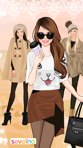 Autumn fashion game for girls 7.2 screenshots 15