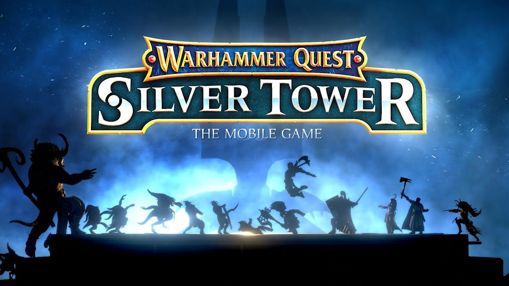 Warhammer Quest: Silver Tower -Turn Based Strategy poster 7