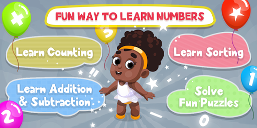 FirstCry PlayBees: 123 for Kids 1.0 screenshots 1