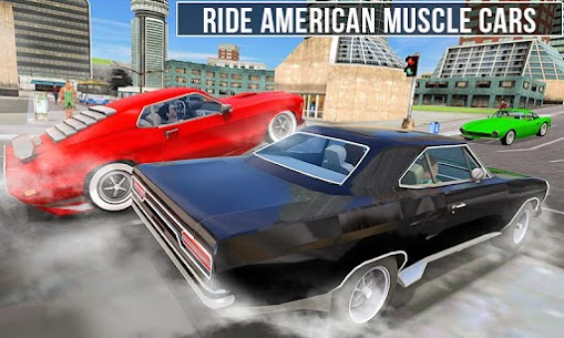 American Muscle Car Simulator 2019: Driving Game 1.3 Android Mod APK 1
