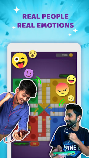 Hello Ludou2122- Live online Chat on star ludo game ! 11.2 Screenshots 6
