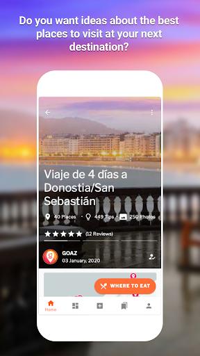 GOAZ: Travel Stories, Trips & Tips. Be an Explorer 6.27.0 Screenshots 4