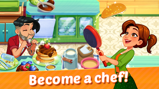 Delicious World – Cooking Restaurant Game 2