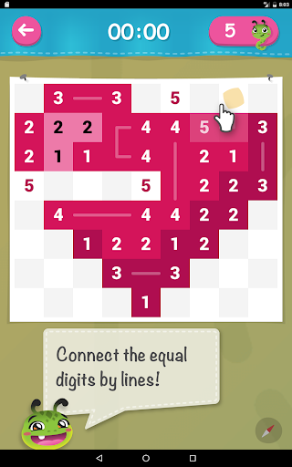 Link-a-Pix,  Picture Path Number Puzzle 1.14.82 screenshots 6