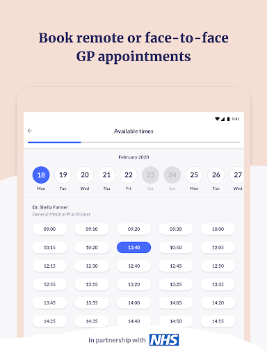 Patient Access 2.6.8 Screenshots 9