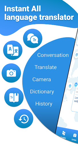 Instant All language translator &voice translation apktram screenshots 1