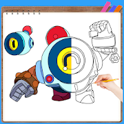 How to Draw Brawl Stars Characters