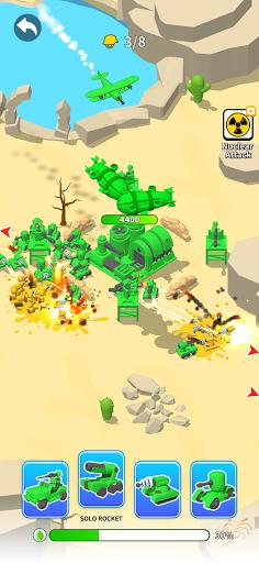 Toy Army: Draw Defense 0.1 screenshots 8