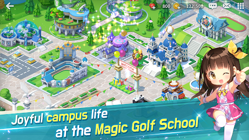 Birdie Crush: Fantasy Golf 2.0.5 screenshots 7